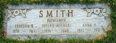 SMITH, ANNA PETRINA MILLER - Salt Lake County, Utah | ANNA PETRINA MILLER SMITH - Utah Gravestone Photos