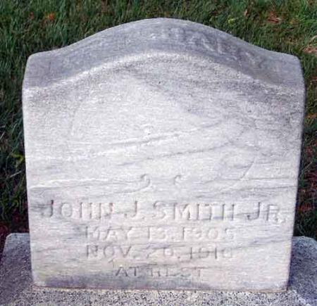 SMITH, JOHN, JR. - Salt Lake County, Utah | JOHN, JR. SMITH - Utah Gravestone Photos