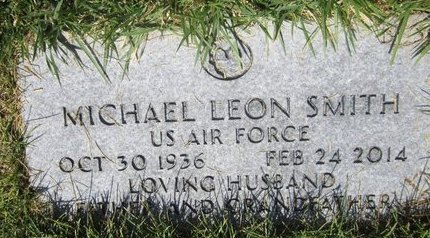SMITH, MICHAEL LEON - Salt Lake County, Utah   MICHAEL LEON SMITH - Utah Gravestone Photos