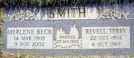 SMITH, MERLENE - Salt Lake County, Utah | MERLENE SMITH - Utah Gravestone Photos