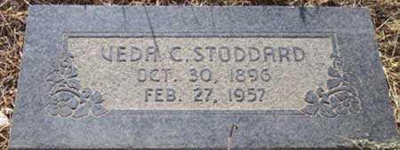 STODDARD, VEDA ALVERSA - Salt Lake County, Utah | VEDA ALVERSA STODDARD - Utah Gravestone Photos