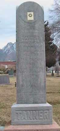 TANNER, JOHN JOSHUA - Salt Lake County, Utah | JOHN JOSHUA TANNER - Utah Gravestone Photos