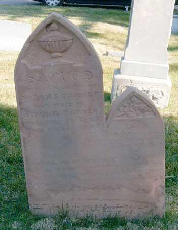 TANNER, JOHN WILLIAM, JR. - Salt Lake County, Utah | JOHN WILLIAM, JR. TANNER - Utah Gravestone Photos