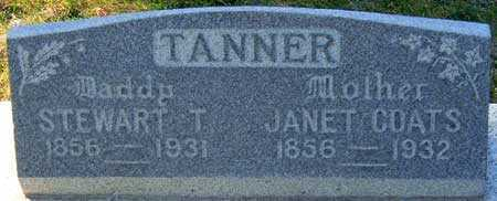 TANNER, JANET SOMERVILLE - Salt Lake County, Utah | JANET SOMERVILLE TANNER - Utah Gravestone Photos