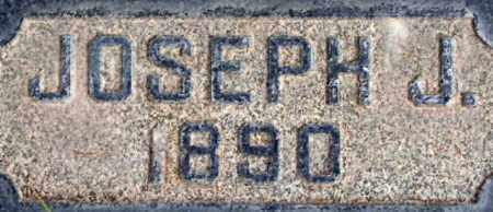 TEMPEST, JOSEPH JABEZ - Salt Lake County, Utah | JOSEPH JABEZ TEMPEST - Utah Gravestone Photos