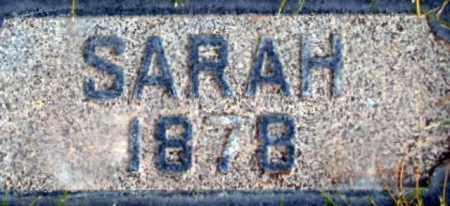 TEMPEST, SARAH - Salt Lake County, Utah | SARAH TEMPEST - Utah Gravestone Photos