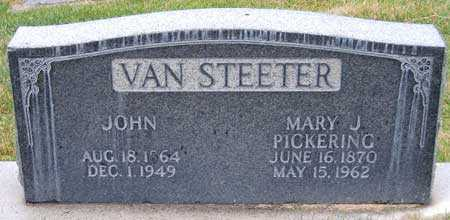 PICKERING, MARY JANE - Salt Lake County, Utah | MARY JANE PICKERING - Utah Gravestone Photos