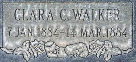WALKER, CLARA CATHARINE - Salt Lake County, Utah | CLARA CATHARINE WALKER - Utah Gravestone Photos