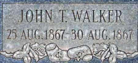 WALKER, JOHN TRUSSLER - Salt Lake County, Utah | JOHN TRUSSLER WALKER - Utah Gravestone Photos