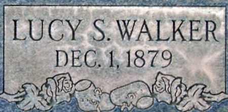 WALKER, LUCY SERINDA - Salt Lake County, Utah | LUCY SERINDA WALKER - Utah Gravestone Photos