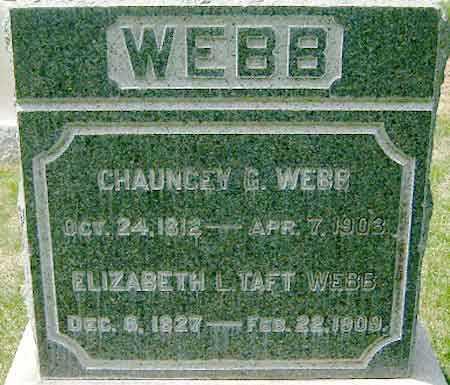WEBB, ELIZABETH LYDIA - Salt Lake County, Utah | ELIZABETH LYDIA WEBB - Utah Gravestone Photos