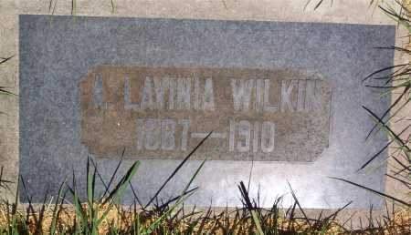 WILKIN, ALICE LOVENIA - Salt Lake County, Utah   ALICE LOVENIA WILKIN - Utah Gravestone Photos
