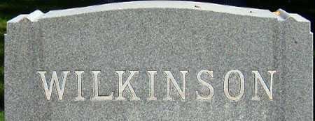 WILKINSON, FAMILY - Salt Lake County, Utah | FAMILY WILKINSON - Utah Gravestone Photos