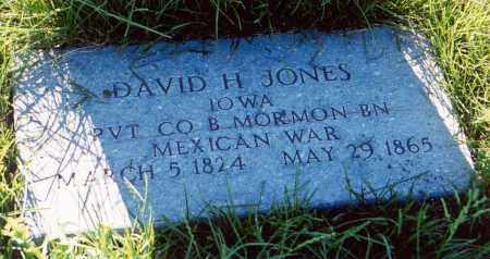 JONES (MEX), DAVID HADLOCK - Sanpete County, Utah | DAVID HADLOCK JONES (MEX) - Utah Gravestone Photos