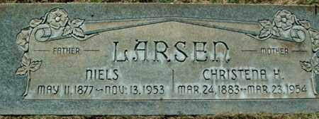 HANSEN, CHRISTENA - Sanpete County, Utah | CHRISTENA HANSEN - Utah Gravestone Photos