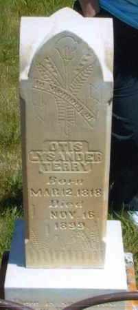 TERRY, OTIS LYSANDER - Sanpete County, Utah   OTIS LYSANDER TERRY - Utah Gravestone Photos