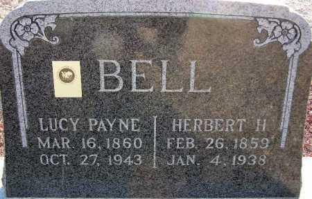 BELL, HERBERT HORACE - Sevier County, Utah | HERBERT HORACE BELL - Utah Gravestone Photos