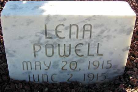 POWELL, LENA - Sevier County, Utah | LENA POWELL - Utah Gravestone Photos