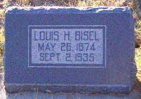 BISEL, LOUIS HENRY - Summit County, Utah   LOUIS HENRY BISEL - Utah Gravestone Photos
