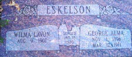 ESKELSON, WILMA  LAVON - Summit County, Utah | WILMA  LAVON ESKELSON - Utah Gravestone Photos