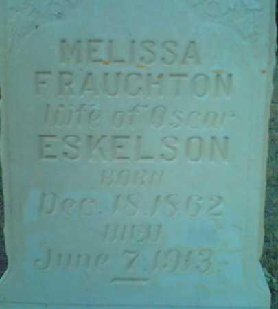 ESKELSON, MELISSA - Summit County, Utah | MELISSA ESKELSON - Utah Gravestone Photos