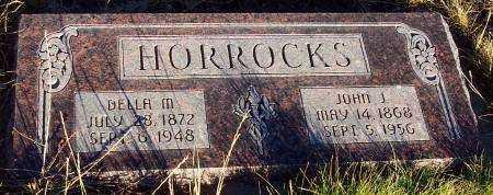 HORROCKS, DELLA - Summit County, Utah   DELLA HORROCKS - Utah Gravestone Photos