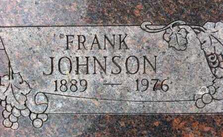 JOHNSON, FRANK - Summit County, Utah   FRANK JOHNSON - Utah Gravestone Photos