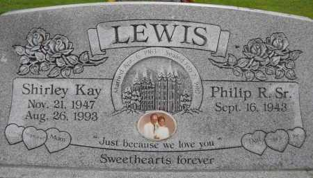 LEWIS, SHIRLEY KAY - Summit County, Utah | SHIRLEY KAY LEWIS - Utah Gravestone Photos