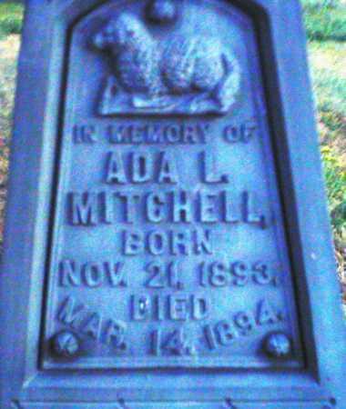MITCHELL, ADA LOIS - Summit County, Utah | ADA LOIS MITCHELL - Utah Gravestone Photos