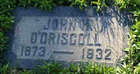 O'DRISCOLL, JOHN - Summit County, Utah | JOHN O'DRISCOLL - Utah Gravestone Photos