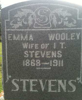 WOOLEY, EMMA - Summit County, Utah | EMMA WOOLEY - Utah Gravestone Photos