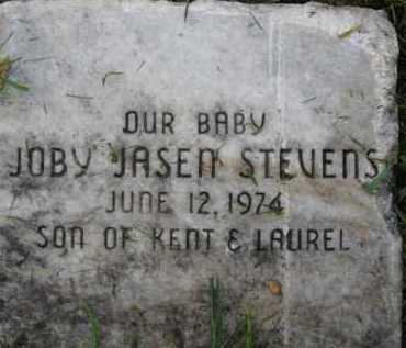 STEVENS, JOBY JASEN - Summit County, Utah | JOBY JASEN STEVENS - Utah Gravestone Photos