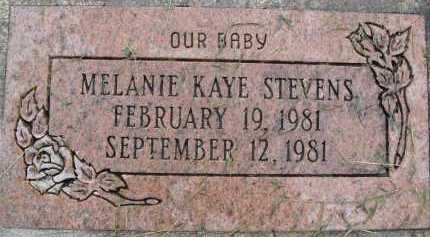 STEVENS, MELANIE KAYE - Summit County, Utah | MELANIE KAYE STEVENS - Utah Gravestone Photos