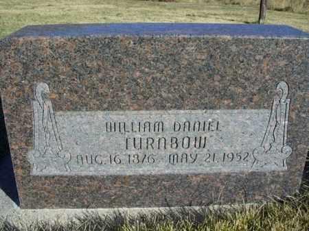 TURNBOW, WILLIAM DANIEL, I - Summit County, Utah | WILLIAM DANIEL, I TURNBOW - Utah Gravestone Photos