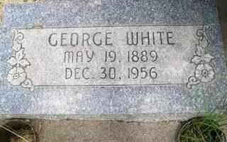 WHITE, GEORGE - Summit County, Utah | GEORGE WHITE - Utah Gravestone Photos