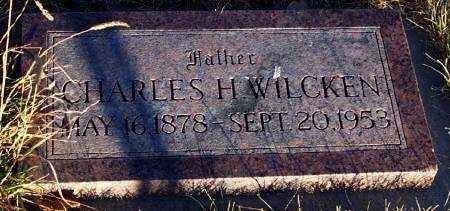 WILCKEN, CHARLES HENRY - Summit County, Utah   CHARLES HENRY WILCKEN - Utah Gravestone Photos