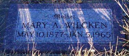 GOODRIDGE WILCKEN, MARY AVERY - Summit County, Utah | MARY AVERY GOODRIDGE WILCKEN - Utah Gravestone Photos
