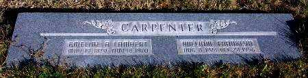 LAMBERT CARPENTER, EMELINE AGNES - Summit County, Utah | EMELINE AGNES LAMBERT CARPENTER - Utah Gravestone Photos