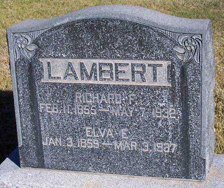 WOOLSTENHULME LAMBERT, ELVA EUDORA - Summit County, Utah | ELVA EUDORA WOOLSTENHULME LAMBERT - Utah Gravestone Photos