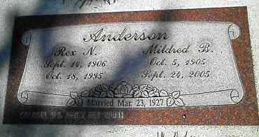 BARNETT, MILDRED - Utah County, Utah | MILDRED BARNETT - Utah Gravestone Photos