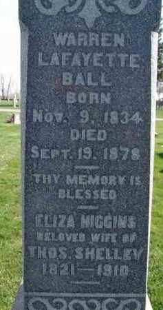 HIGGINS SHELLEY, ELIZA - Utah County, Utah | ELIZA HIGGINS SHELLEY - Utah Gravestone Photos