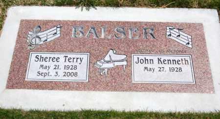 BALSER, SHEREE - Utah County, Utah | SHEREE BALSER - Utah Gravestone Photos