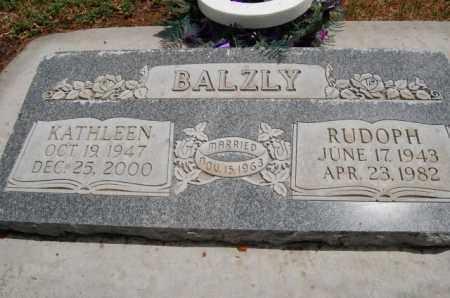 BALZLY, KATHLEEN - Utah County, Utah | KATHLEEN BALZLY - Utah Gravestone Photos