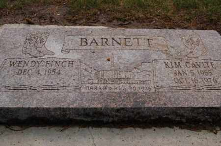 BARNETT, KIM CAVITE - Utah County, Utah | KIM CAVITE BARNETT - Utah Gravestone Photos