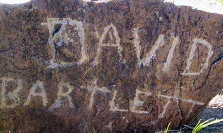 BARTLETT, DAVID - Utah County, Utah | DAVID BARTLETT - Utah Gravestone Photos