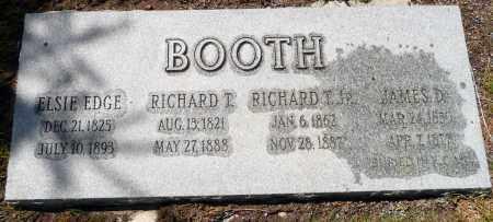 BOOTH, RICHARD THORNTON, JR. - Utah County, Utah | RICHARD THORNTON, JR. BOOTH - Utah Gravestone Photos