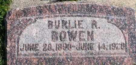 BOWEN, BURLIE RAE - Utah County, Utah | BURLIE RAE BOWEN - Utah Gravestone Photos