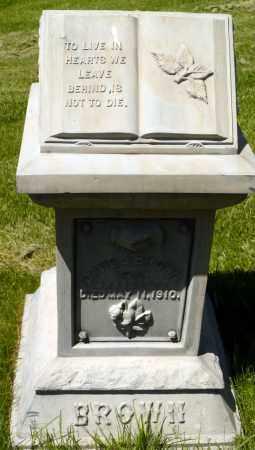 BROWN, DAVID JEDEDIAH - Utah County, Utah | DAVID JEDEDIAH BROWN - Utah Gravestone Photos
