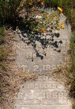CARSON, GEORGE - Utah County, Utah   GEORGE CARSON - Utah Gravestone Photos