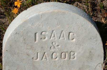 CARSON, ISAAC - Utah County, Utah | ISAAC CARSON - Utah Gravestone Photos